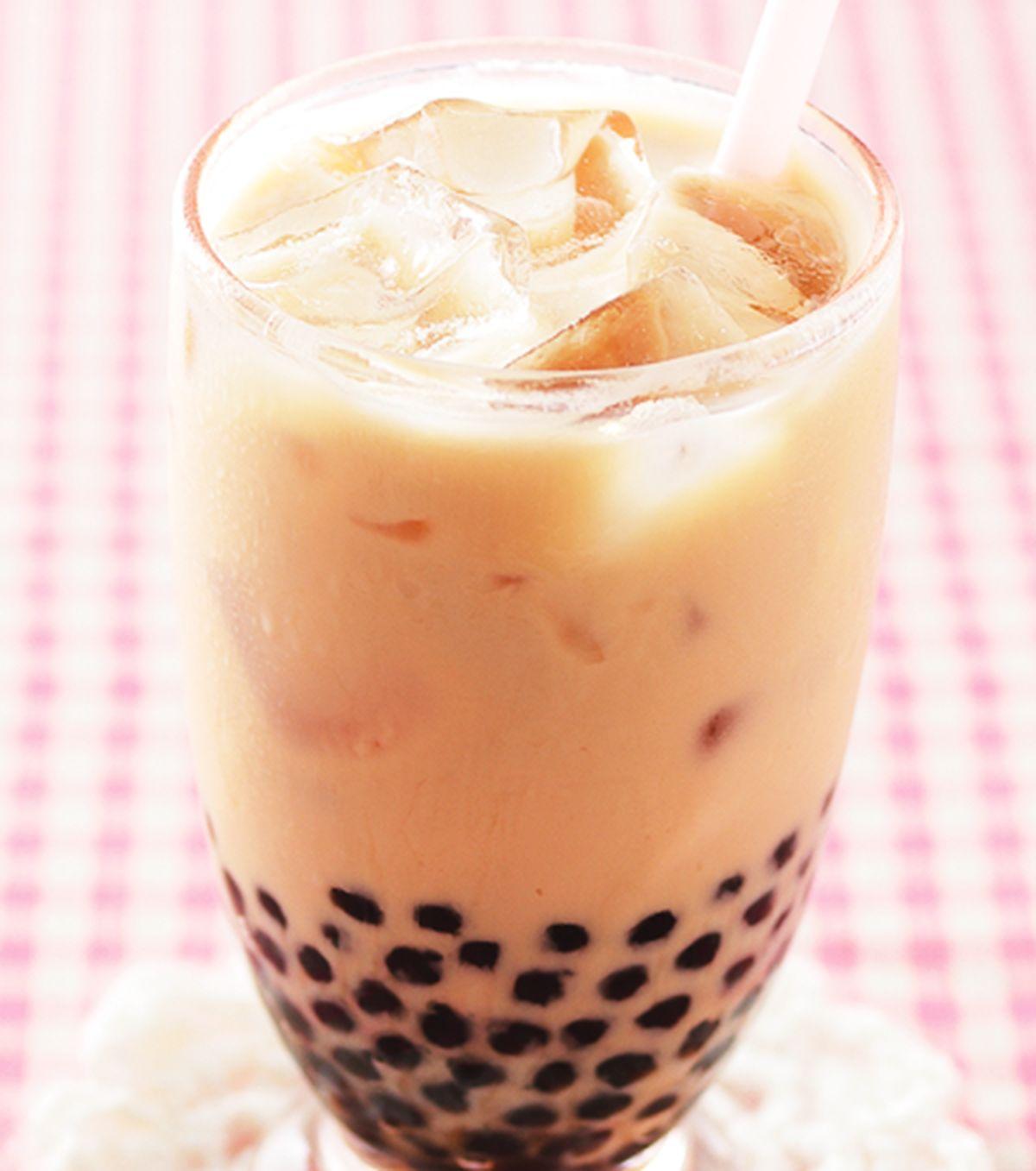 食譜:小珍珠奶茶