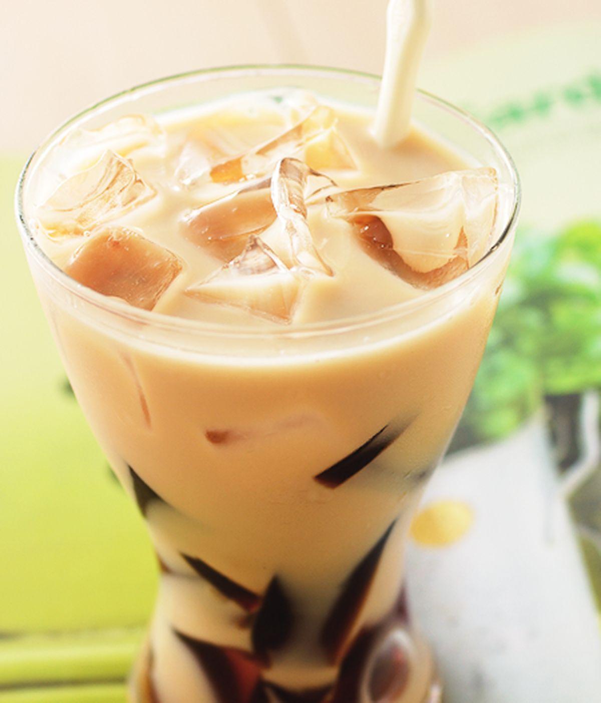食譜:咖啡凍奶茶