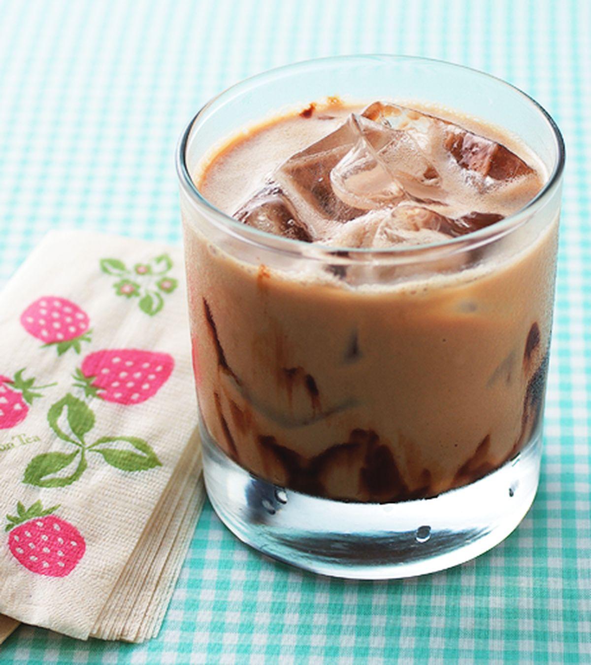 食譜:巧克力奶茶