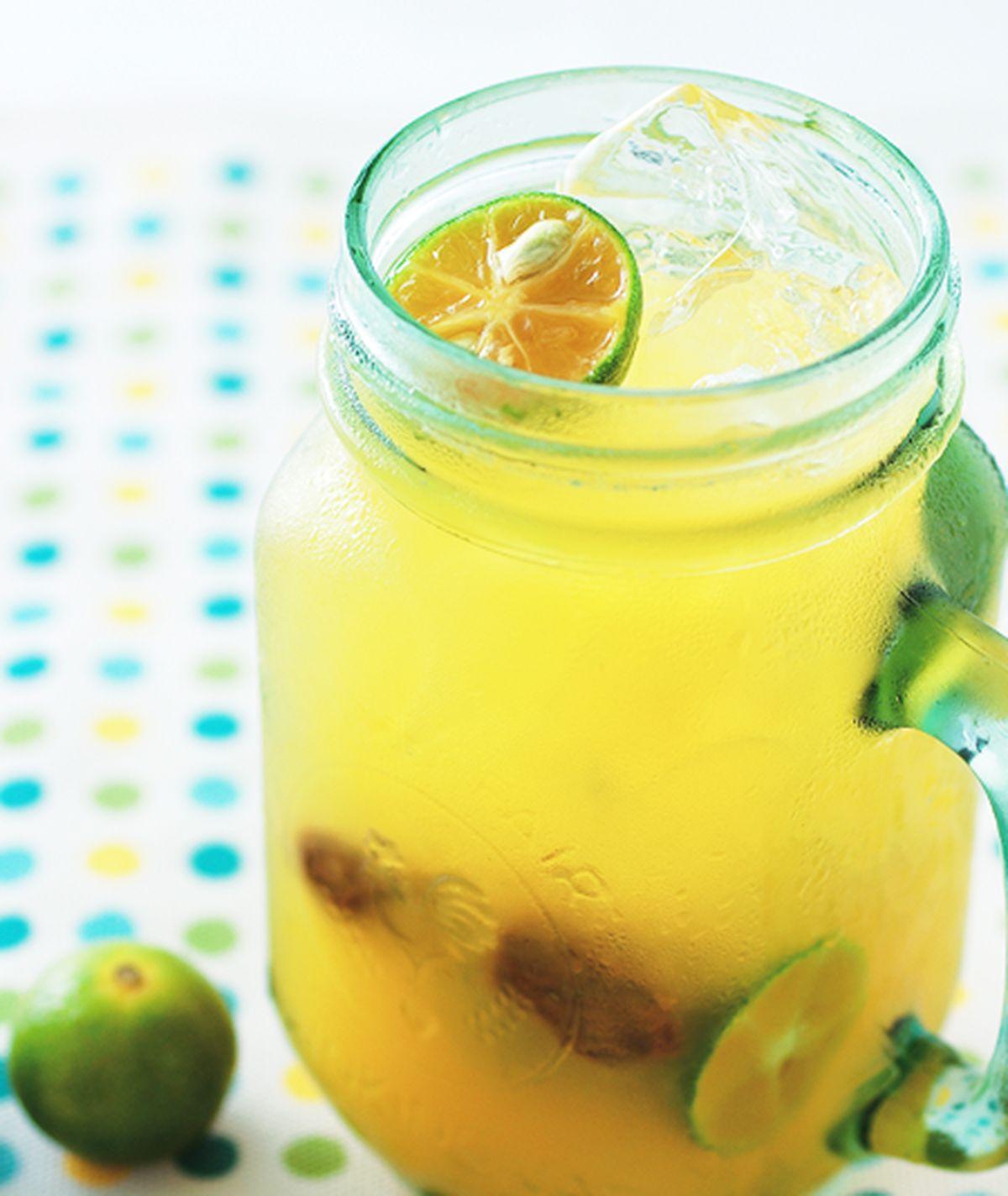 食譜:金桔檸檬