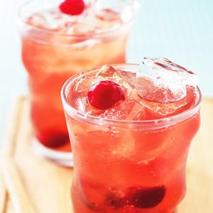 蔓越莓冰茶