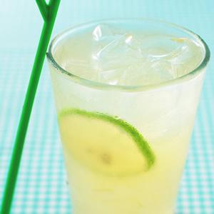 檸檬蜂蜜蘆薈凍飲