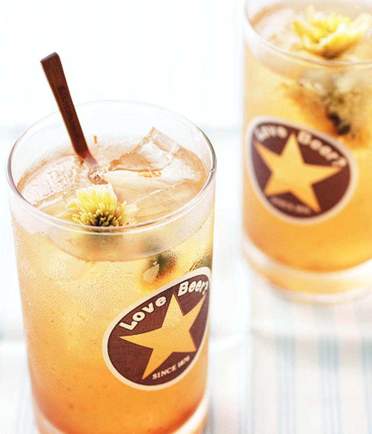 食譜:楊桃甘菊茶