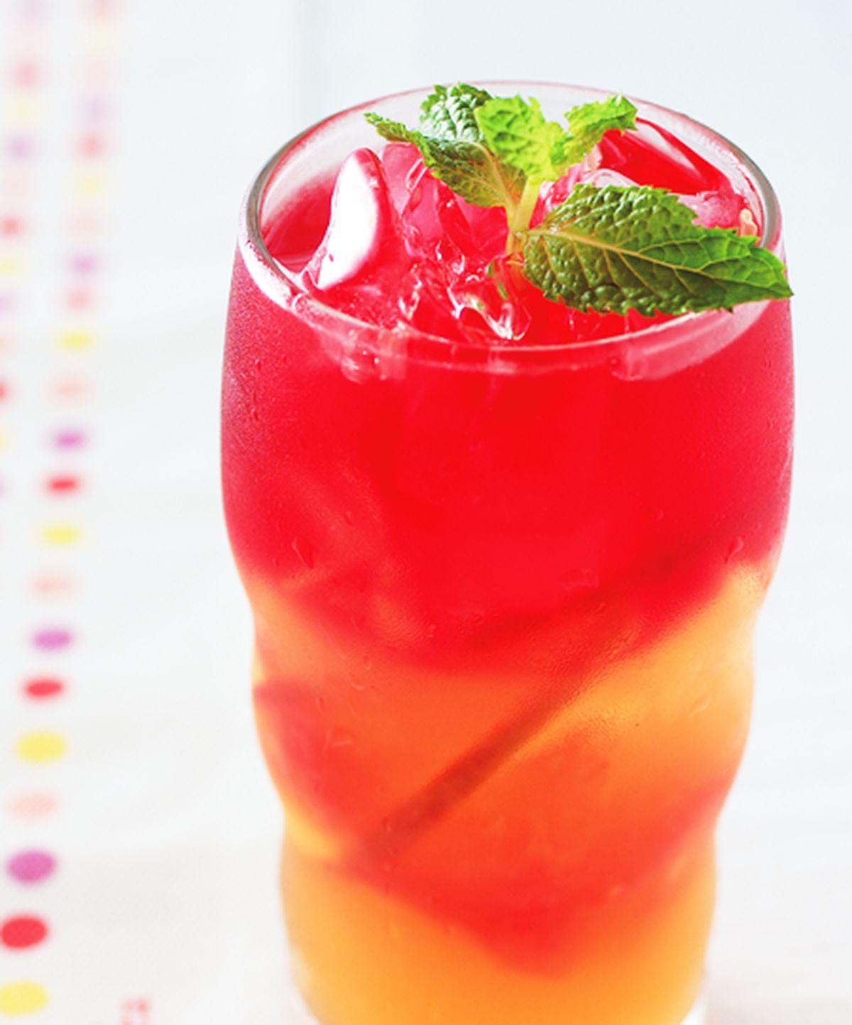 食譜:熱帶花茶