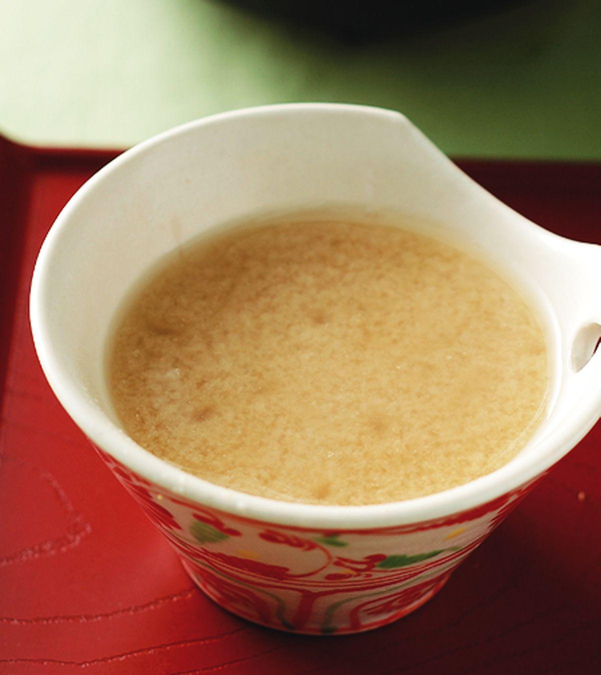 食譜:味噌高湯