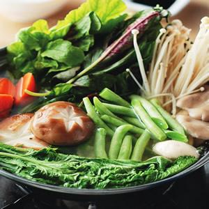 有機蔬菜鍋