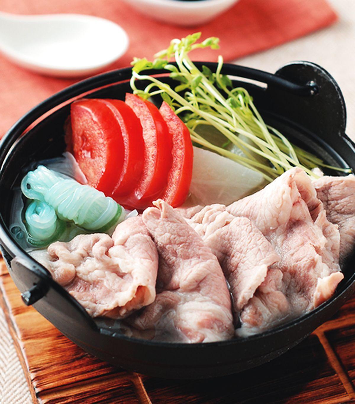 食譜:豚肉大根鍋