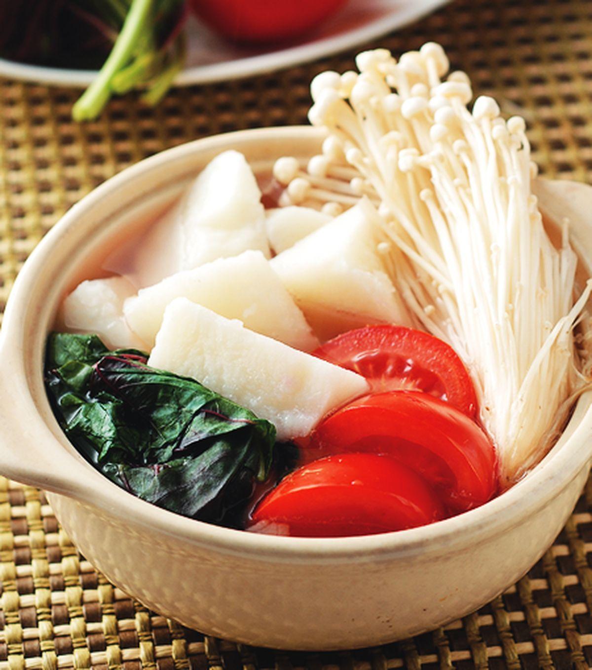 食譜:養生山藥鍋
