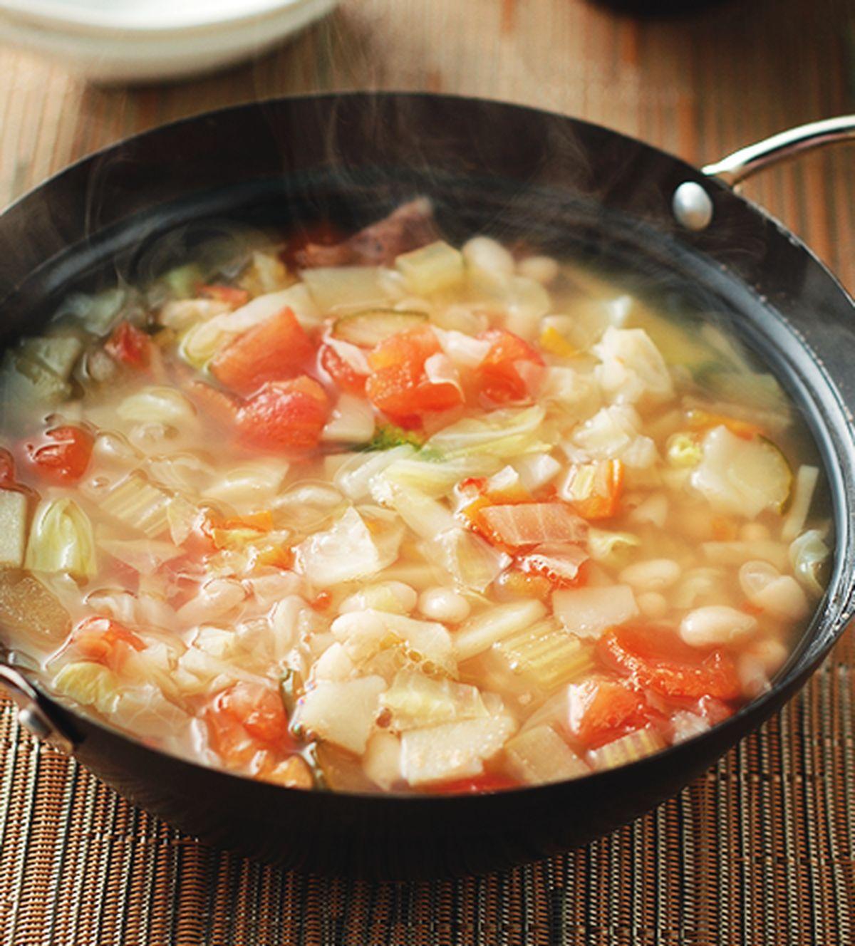 食譜:普羅旺斯白豆彩蔬鍋