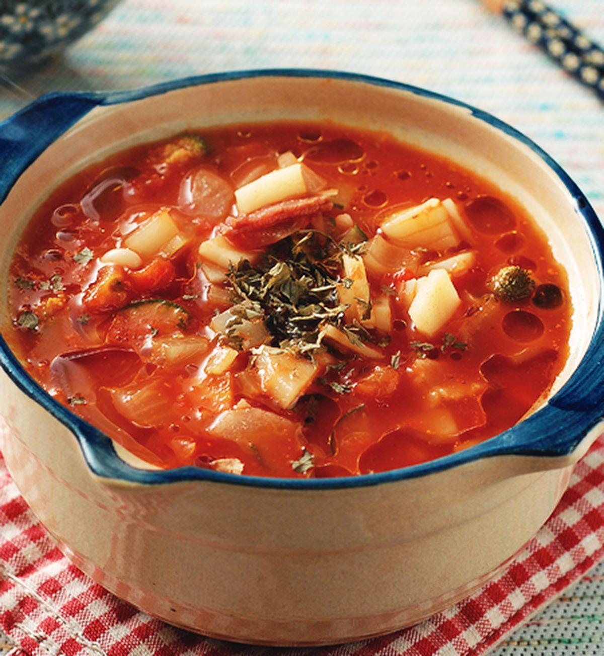 食譜:義大利蔬菜鍋