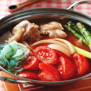 洋蔥蕃茄鍋
