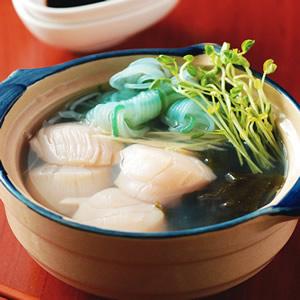 干貝海帶鮮味鍋