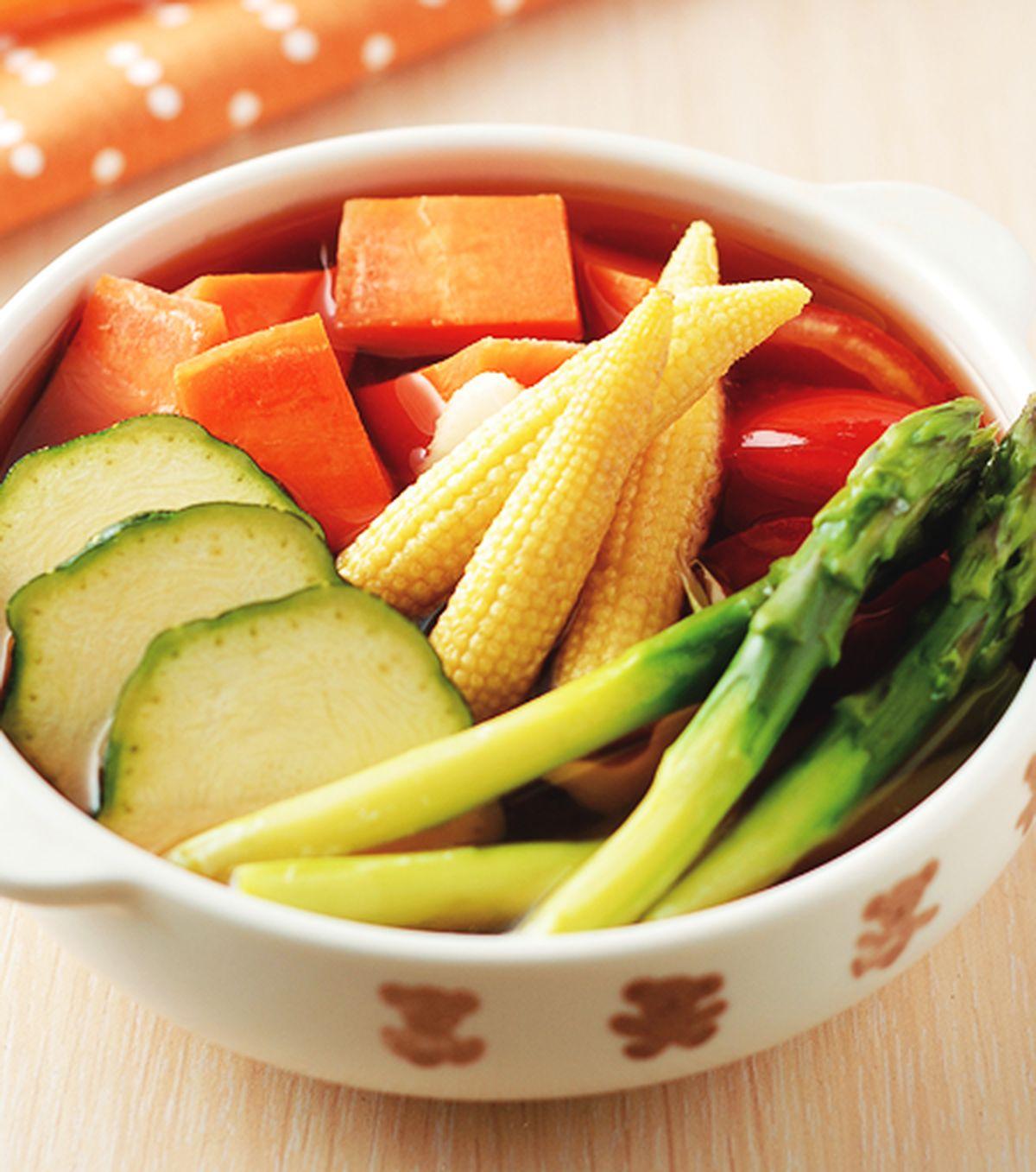 食譜:南法蔬菜牛清湯鍋