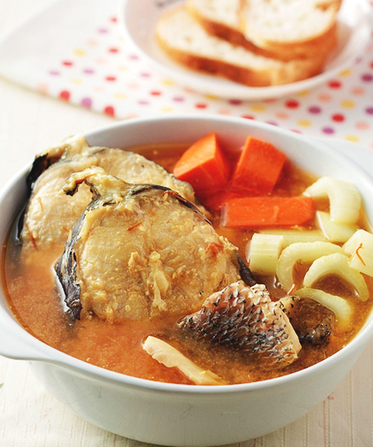 食譜:馬賽魚湯