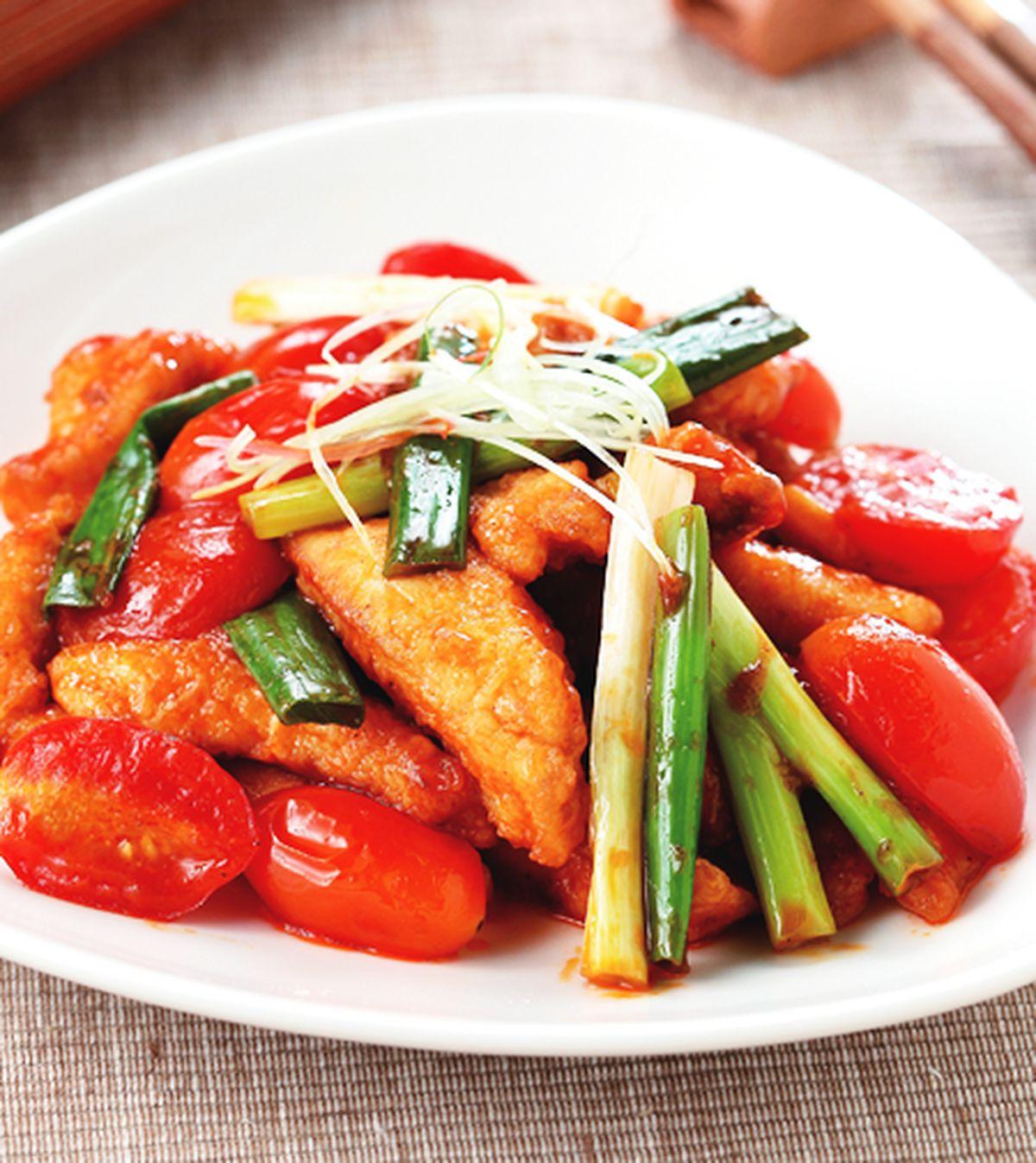 食譜:糖醋魚條