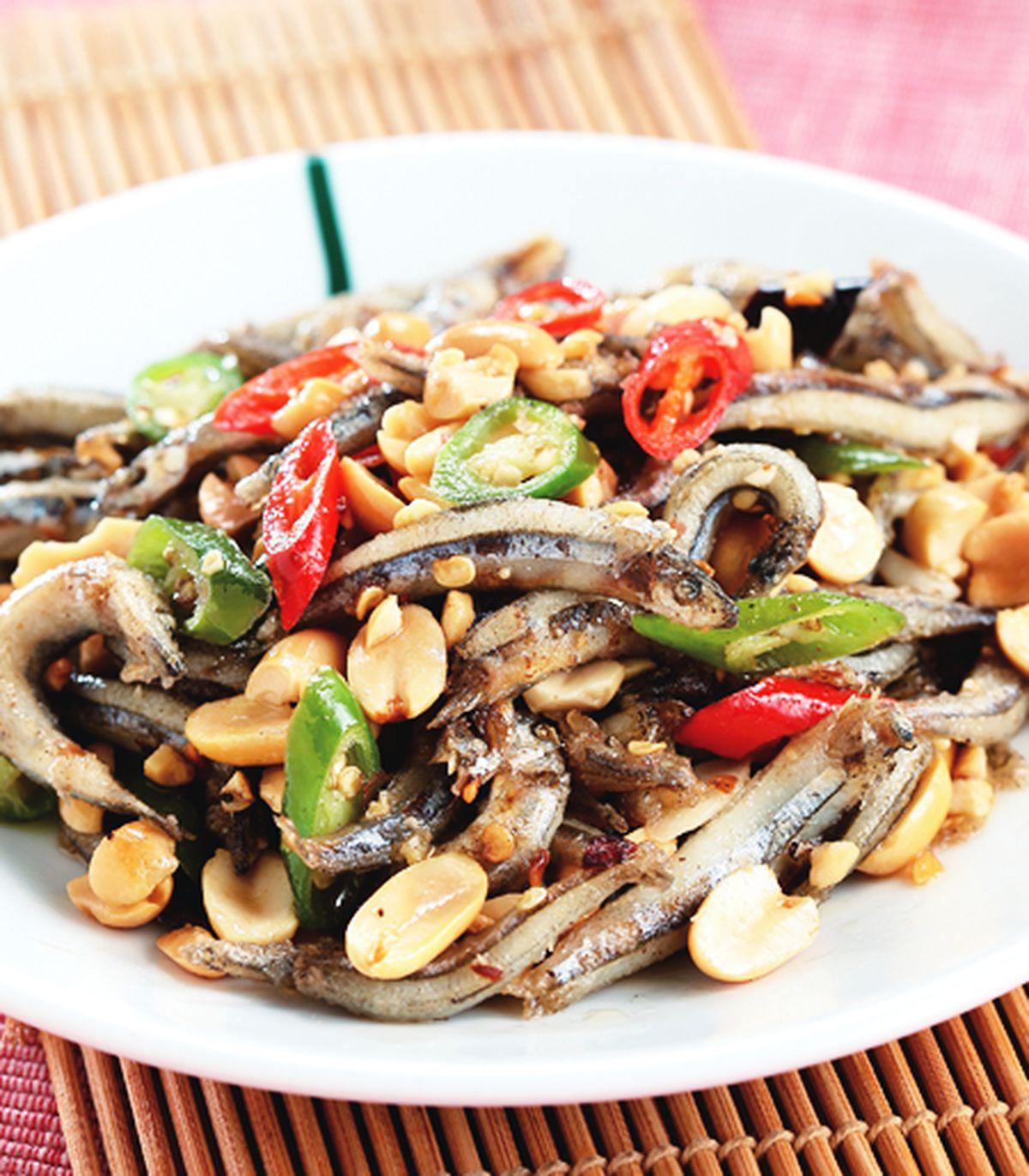 食譜:辣炒丁香魚