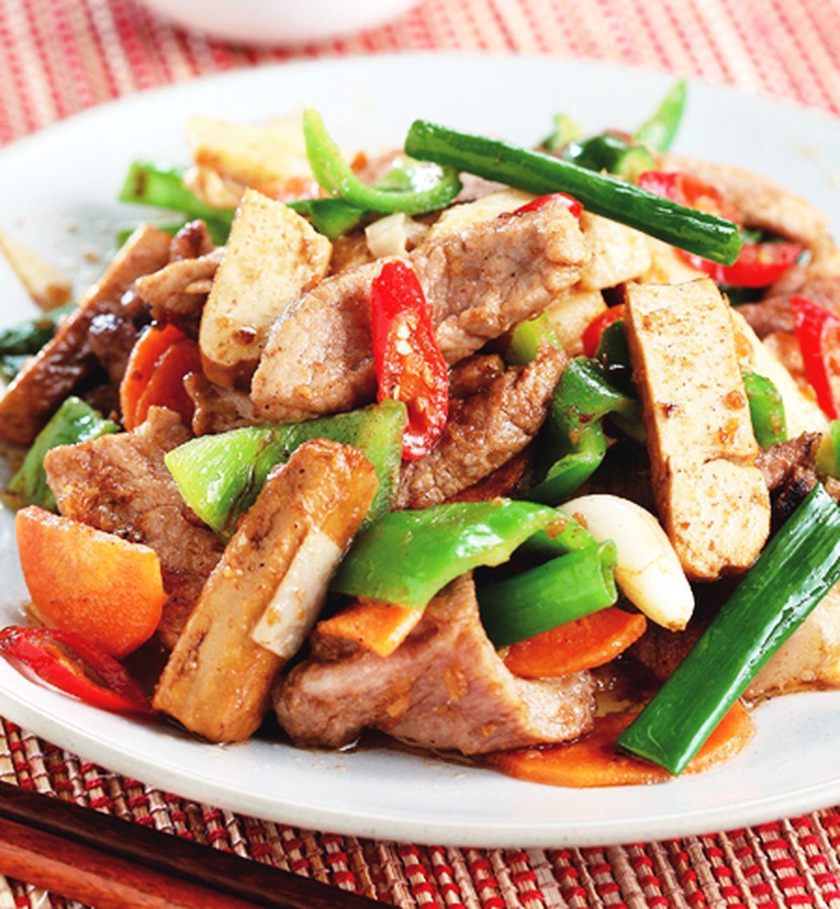食譜:回鍋肉(7)