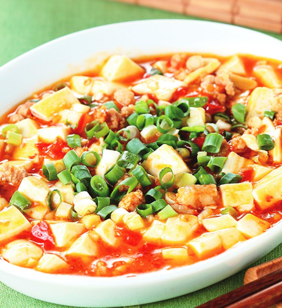食譜:麻婆豆腐(29)