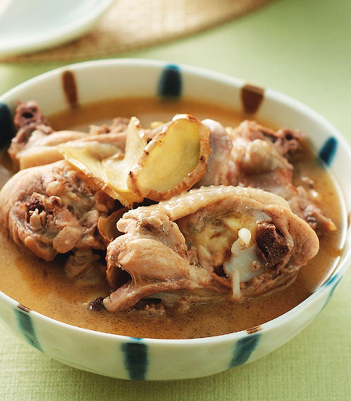 食譜:麻油雞(2)