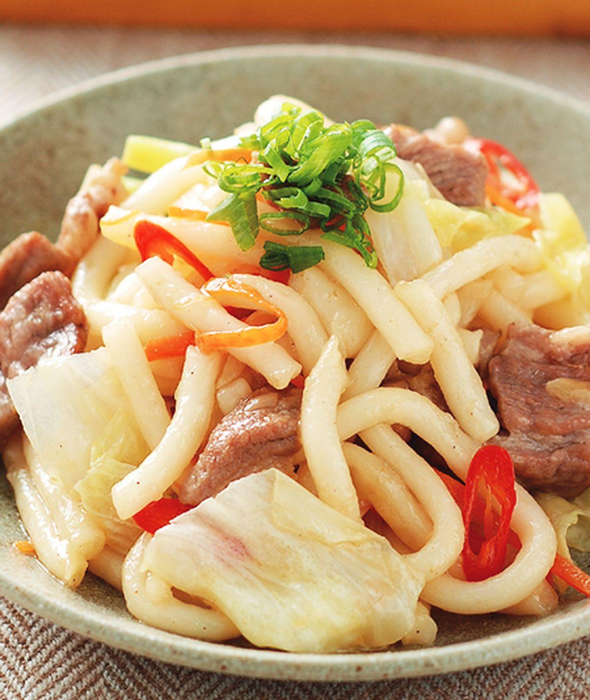食譜:客家炒米苔目(1)