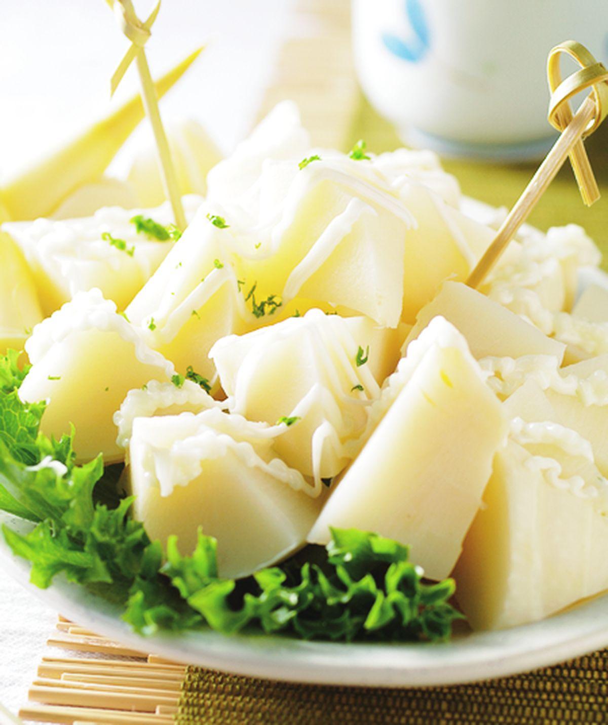 食譜:冷筍沙拉(1)