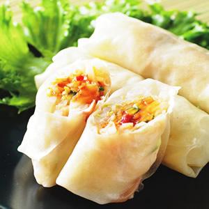 越式春捲沙拉