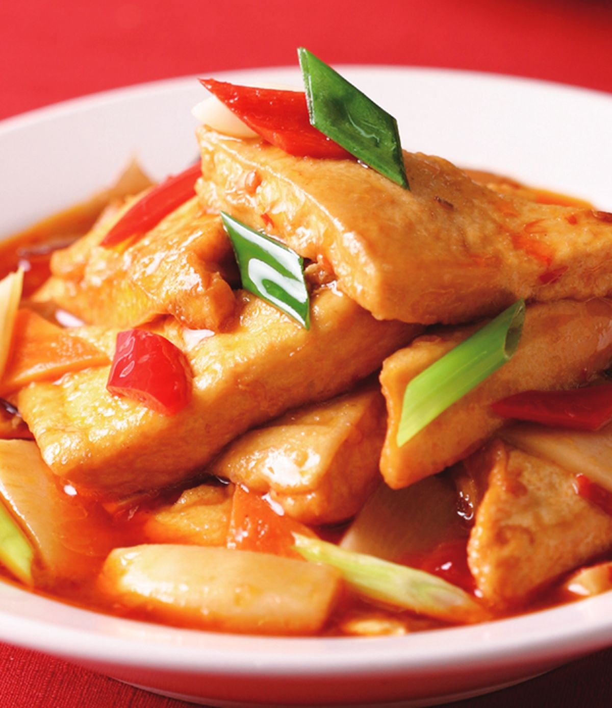 食譜:家常豆腐(3)