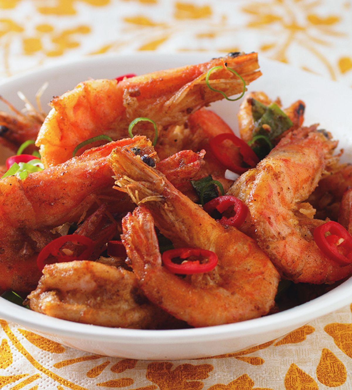 食譜:胡椒蝦(2)