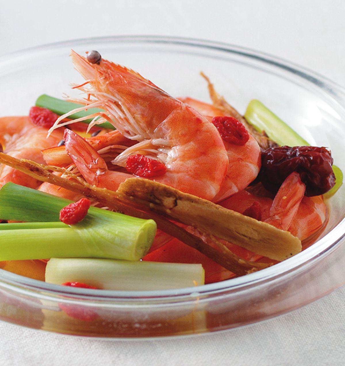 食譜:醉蝦(4)