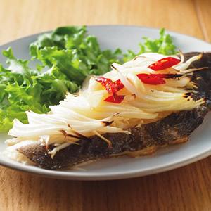 烤奶油鱈魚
