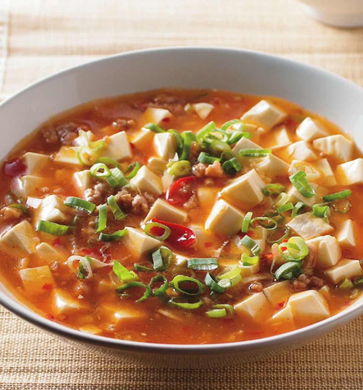 食譜:麻婆豆腐(30)