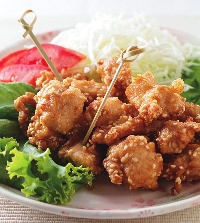 食譜:唐揚炸雞(3)