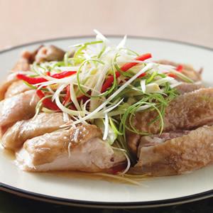 蔥油雞(10)