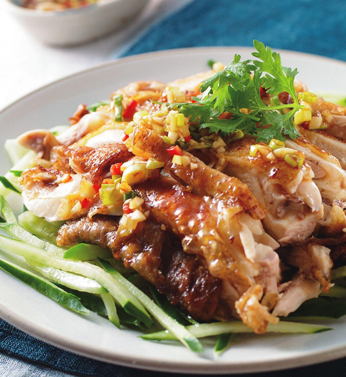 食譜:道口燒雞