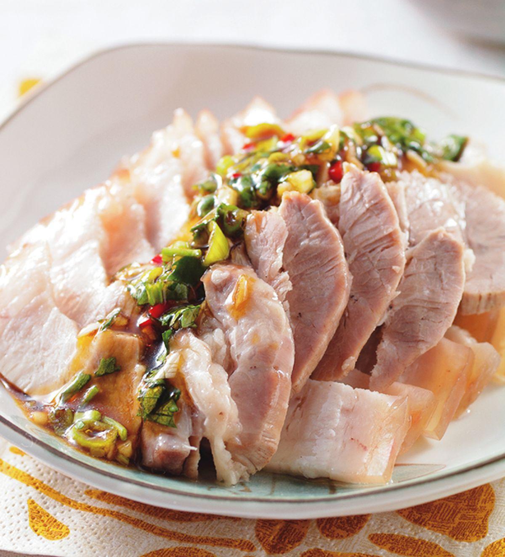 食譜:蒜泥白肉(9)