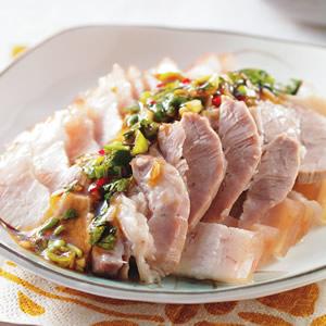 蒜泥白肉(9)