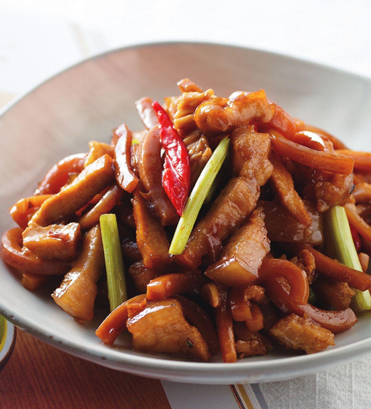 食譜:客家小炒(11)