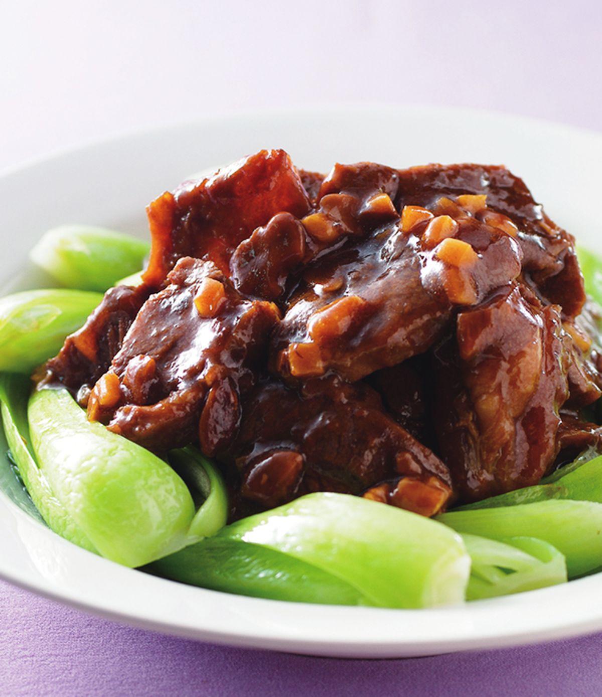 食譜:紅燒牛肉(3)