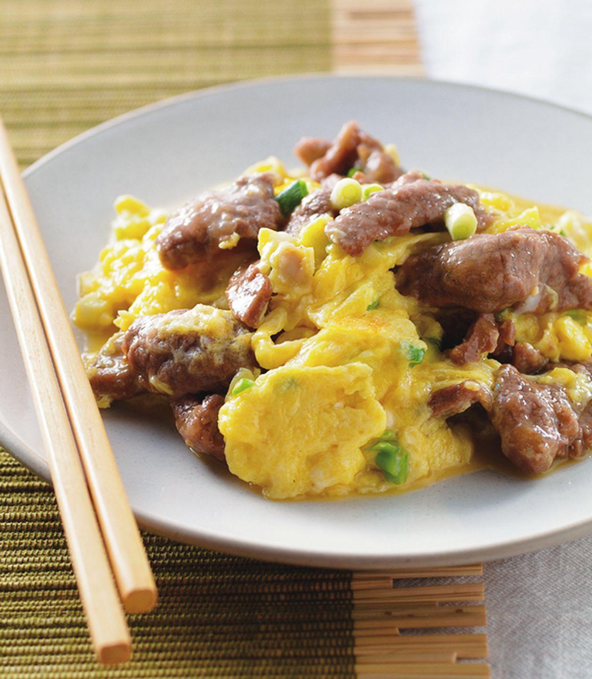 食譜:滑蛋牛肉(2)