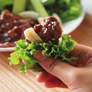 韓式烤牛肉(1)