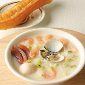 海鮮粥(3)