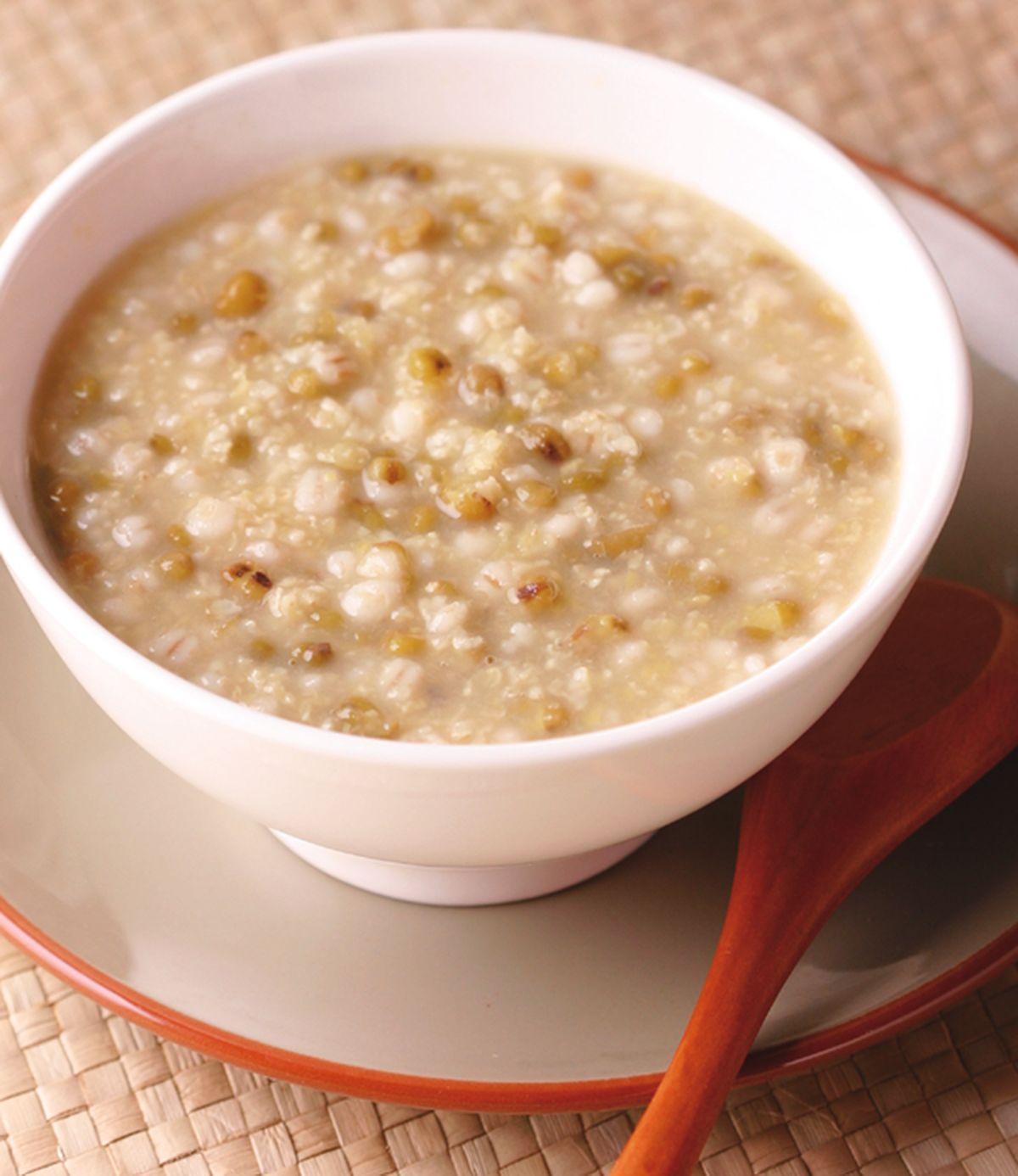食譜:綠豆薏仁粥