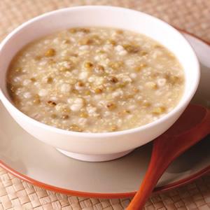 綠豆薏仁粥