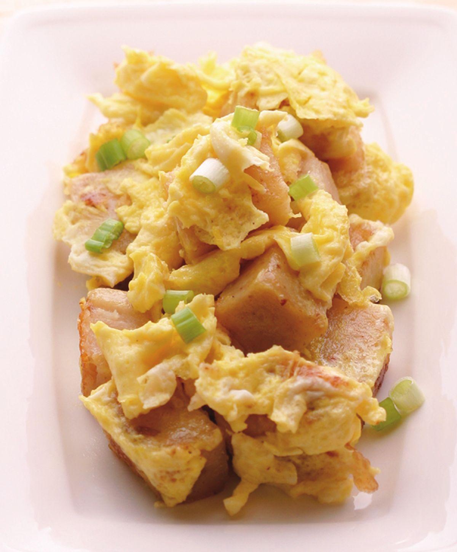 食譜:蘿蔔糕炒蛋