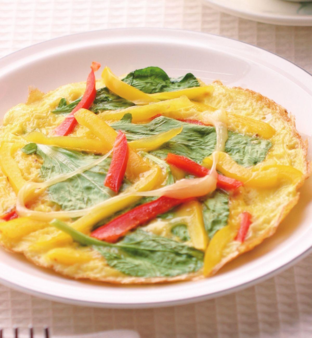 食譜:西班牙煎蛋