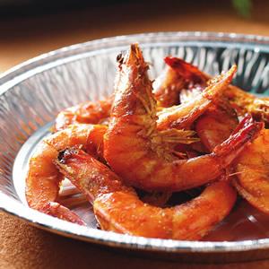 咖哩烤鮮蝦
