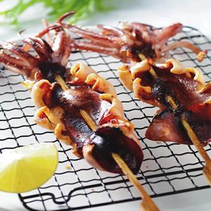 胡椒烤魷魚