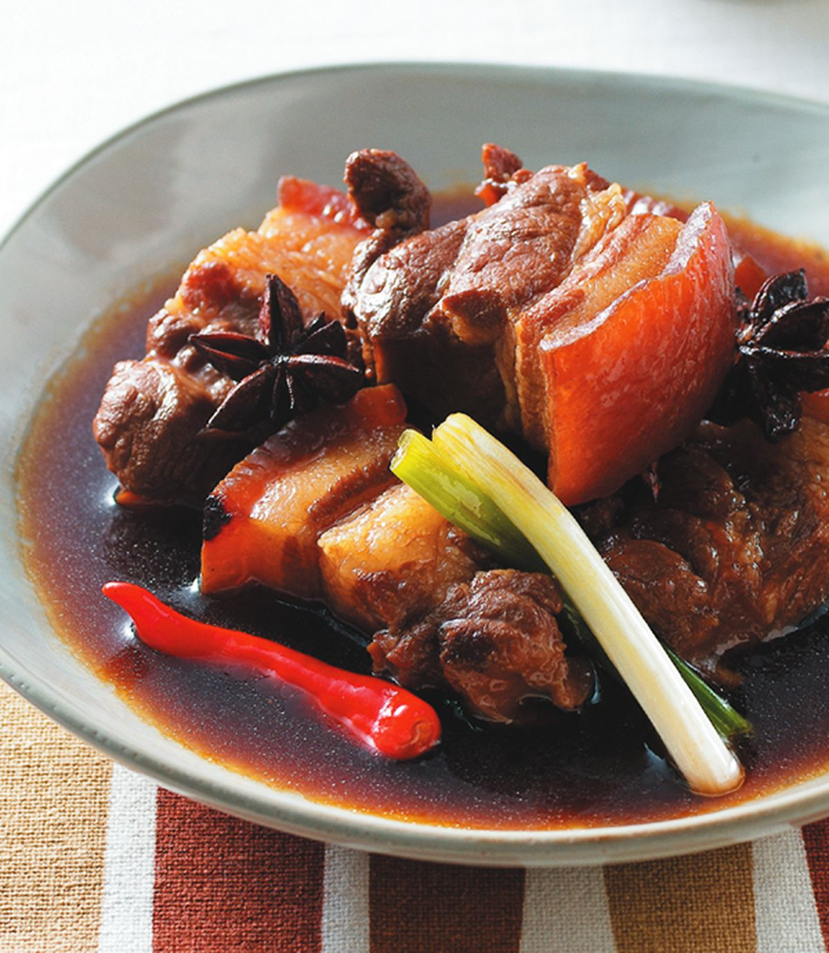 食譜:紅燒五花肉(1)