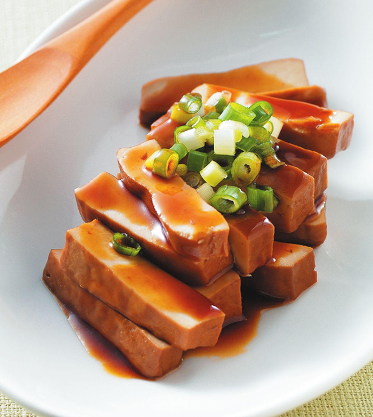 食譜:豆干(3)