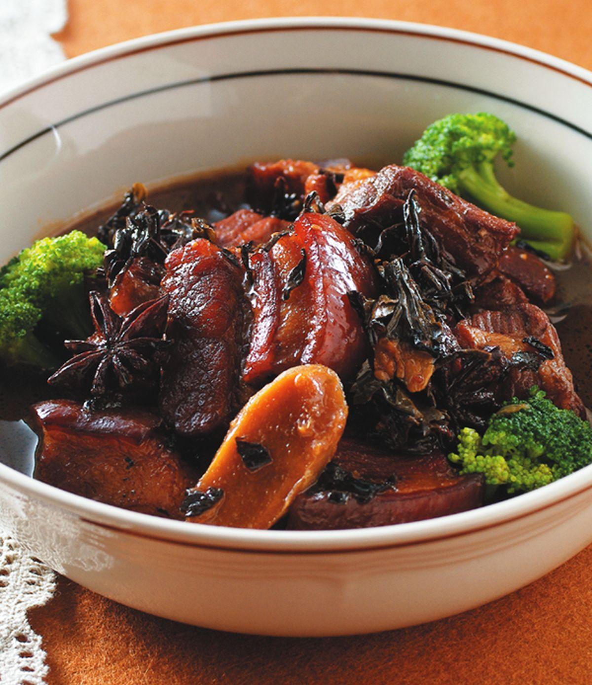 食譜:茶香滷肉